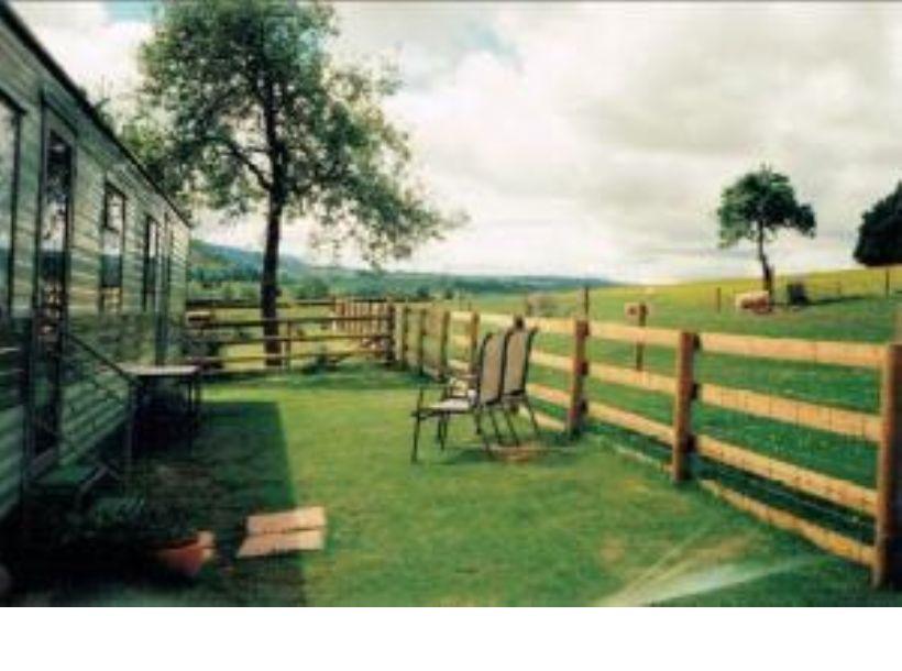 Heart of England/Orchard View, Pontypinna Farm , Golden Valley