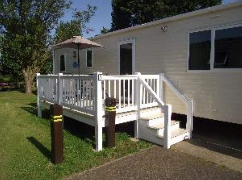 East England/California Cliffs Holiday Park