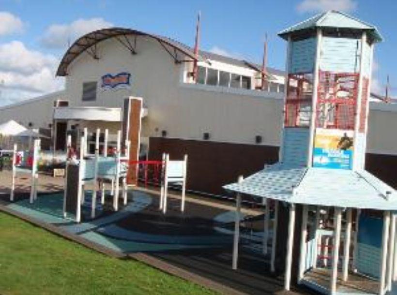 Cornwall/Perran Sands Holiday Park
