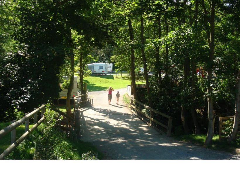 Yorkshire/Cote Ghyll Caravan Park