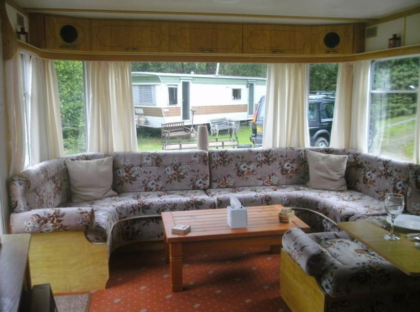 Excellent  Mid Wales 4 4 Of 6 Static Caravan For Hire 2 Bedroom In Mid Wales 5 5