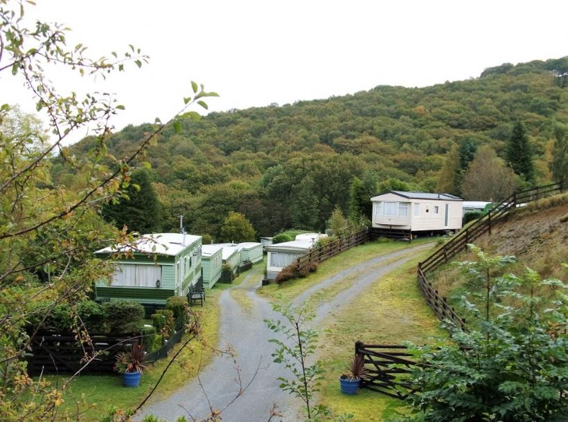 Beautiful Static Caravan For Hire 2 Bedroom In Mid Wales  5000  PicClick