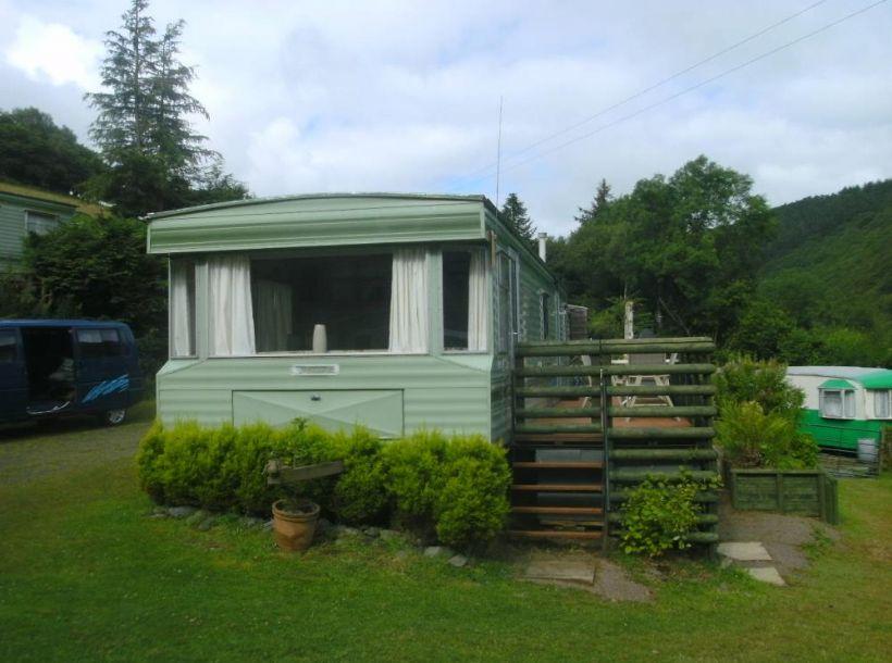 Mid Wales/Mynachdy Caravan Park