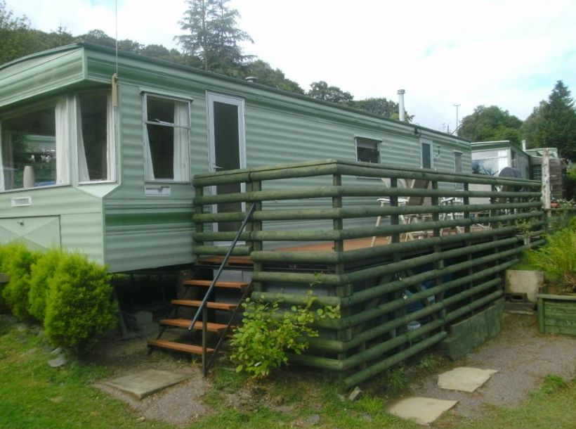 Excellent Bedroom Caravan For Hire On The Spectacular Tywyn Beach Mid Wales