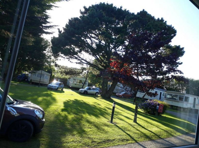 South and West Wales/Croft holiday park