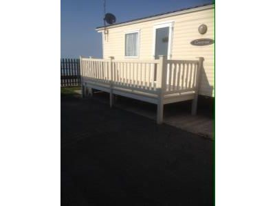 Hire Our Caravan At Golden Sands, Rhyl. 6 Berth