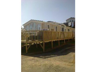 Hire Our 8 Berth Caravan At Lydstep Beach, Tenby