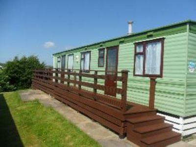 Rent a caravan quiet area mountain view Hafan Y Mor Pwllheli