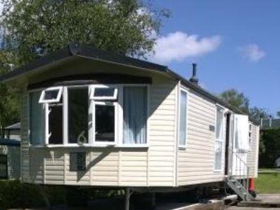 6 Berth Caravan For Rent At Blackhills Gower, South Wales