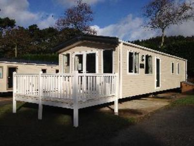 Newquay Holiday Park, Cornwall, Caravan for hire