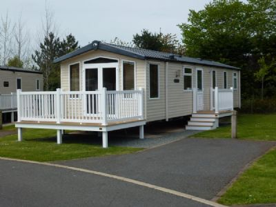Caravan For Rent At Hafan Y Mor, Pwllheli