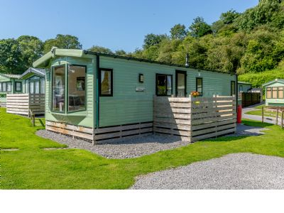 View this caravan at Cote Ghyll Caravan Park