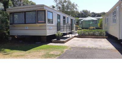 4 Berth Caravan For Rent At Blackhills Gower, Wales