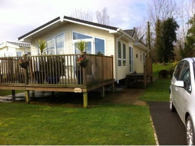 View this caravan at Par Sands Holiday Park