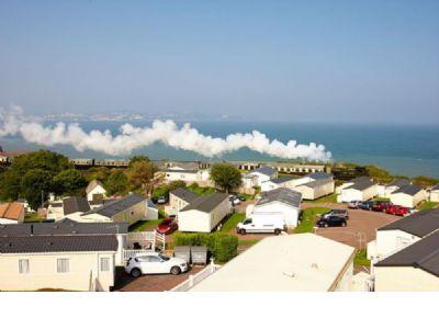 Waterside Holiday Park, Devon, 6 Berth Caravan For Rent