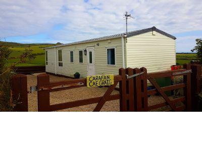 Caravan Cae Graig, North Wales, 6 Berth Static Caravan