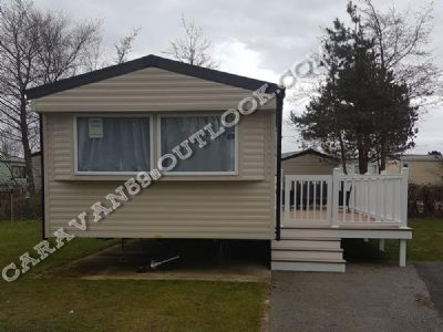 3 Bedroom Caravan for hire Tryfan Hafan y Mor, Pwllheli