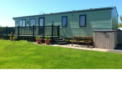 3 Bedroom Holiday Home to rent Hafan Y Mor