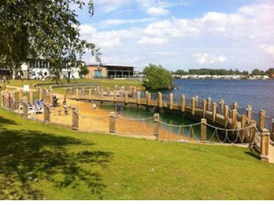 Caravan For Rent At Tattershall Lakes Country Park