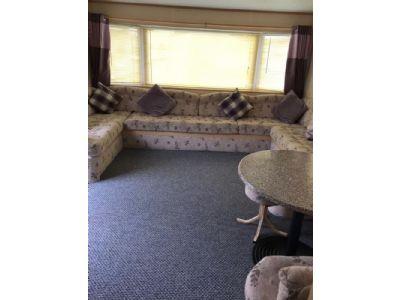 3 Bedroom Caravan to rent Lyons Robin Hood North Wales