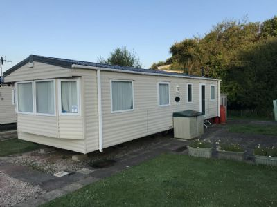 2 Bedroom Caravan to rent Challaborough Bay Devon