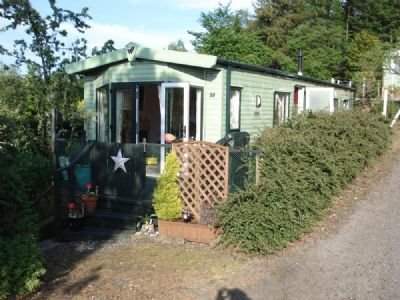 Kippford Holiday Park Scotland Caravan To Rent