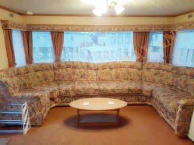 3 Bedroom Caravan to hire The Orchards Holiday Village