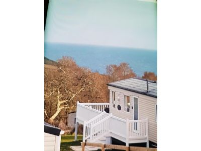Caravan to rent on Seaview Holiday Village Looe