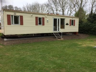 Caravan to rent at The Anvil Inn, Congham,East England