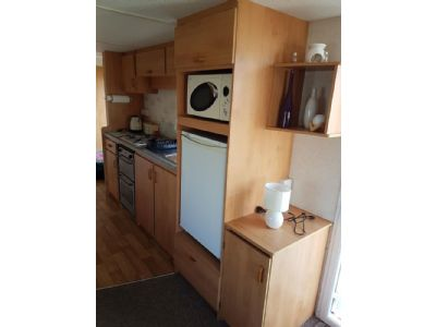 Caravan to rent at 7 Lakes Country Park, England