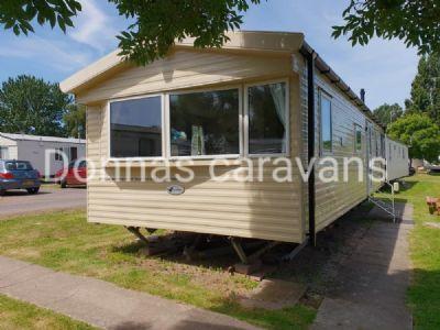 8 Berth Caravan to rent Butlins Minehead West Country