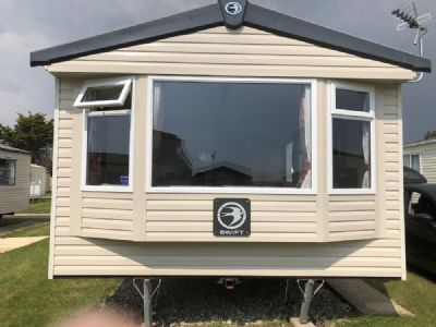 Static Caravan For Rent At Littlesea Holiday Park