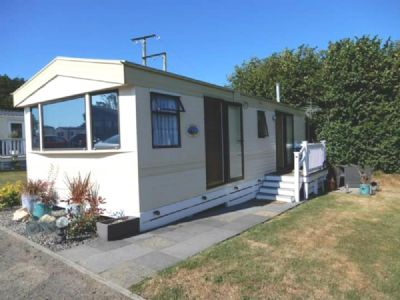 4 Berth Holiday Let Chapmanswell Caravan Park