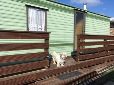 2 Berth Caravan to rent Aberystwyth Holiday Village