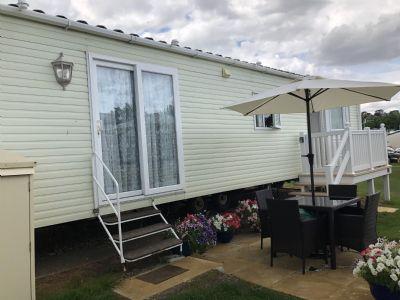 6 Berth Caravan to rent Weymouth Bay Dorset