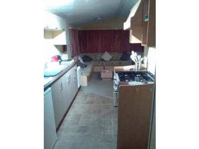 6 Berth Caravan to rent Lido Beach Prestatyn