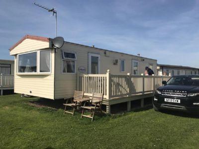 6 Berth caravan to rent, Barmston Beach, Driffield
