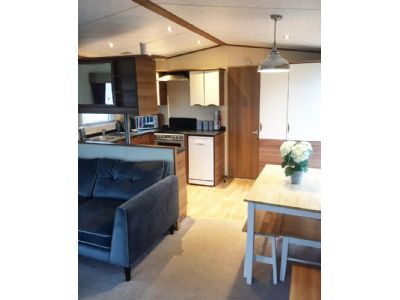 8 Berth Caravan to Rent Trecco Bay Porthcawl