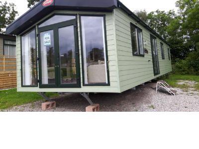 6 Berth Caravan to rent Wildrose Cumbria