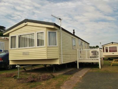 8 Berth Caravan to Rent Challaborough Devon