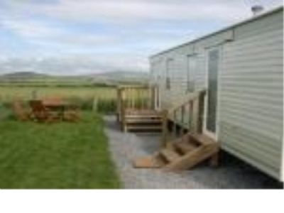 5 Berth Caravan to rent Aberdaron North Wales