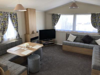 2 Bedroom Caravan To Rent Sunnyvale North Wales