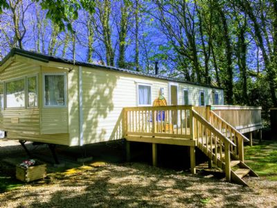 View this caravan at St Minver Holiday Park
