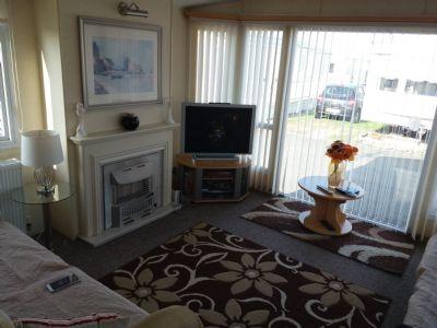 Trecco Bay, Porthcawl, South Wales, Caravan For Hire