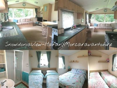 Hafan Y Mor, Quiet Cul-De-Sac Location, Caravan For Hire