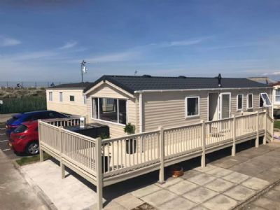 Whitehouse Leisure Park, Caravan For Hire, Sleeps 8