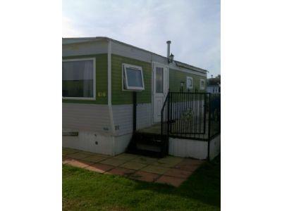 Shortferry Caravan Park, Caravan For Hire, Sleeps 6
