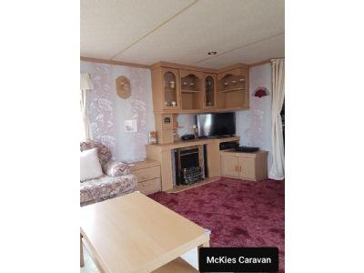 Eastgate Caravan Park, Caravan For Rent, Sleeps 6