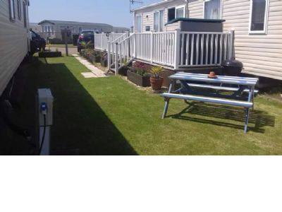 Stunning Caravan At Bunn Leisure Selsey For Hire
