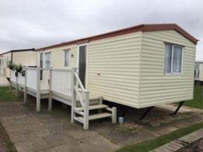 4 Berth Caravan To Rent At Golden Palm Resort